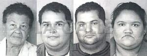 Arrestan cuarteto por fraude contra mueblería Rent A Center de Mayagüez
