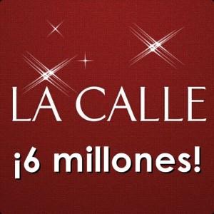 Gracias a todos nuestros fieles lectores… ¡Y llegamos a los 6 millones!