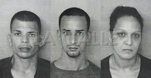 A uno le confiscaron marihuana… Arrestan trío por el hurto de un vehículo en Añasco