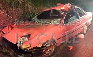 """Reportan esta madrugada accidente """"leve"""" con caballos en Añasco"""