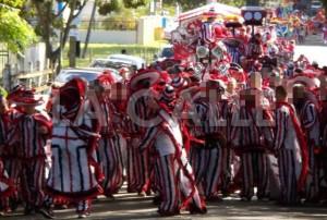 Seria preocupación por la seguridad en las Fiestas de las Máscaras de Hatillo