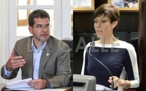 """Liderato politico reacciona al anuncio de Bernier… Pierluisi lanza preguntas y María de Lourdes afirma que """"representa el continuismo de ideas caducas"""""""