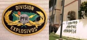 Se registra amenaza de bomba esta tarde en el Tribunal de Aguadilla