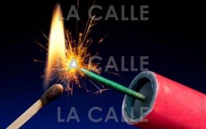 Arrestan trío por detonar pirotecnia ilegal en Aguadilla