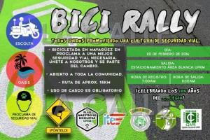 """DTOP anuncia cambio en el tránsito de Mayagüez mañana sábado por """"Bici-Rally Colegial"""""""