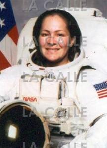 Genoveva Negrón Rodríguez, astronauta mayagüezana (Foto NASA).