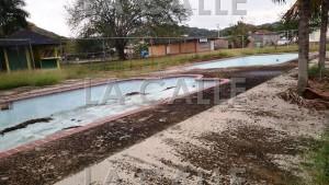 Denuncian abandono y falta de mantenimiento del Parque del Niño de Añasco