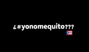 La columna de Iván: #yonomequito… Un gran lema para una campaña sin sentido