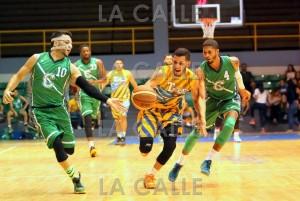 Histórica victoria del CORA de Aguadilla sobre el COLEGIO de Mayagüez en el baloncesto de la LAI