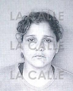 Foto de la ficha de Luz Nereida Santana Vélez (Suministrada Policía).