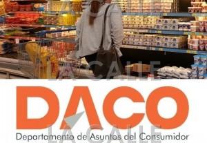 Los inspectores de DACO estuvieron en supermercados del Oeste (Archivo).