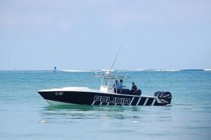 Viran 28 dominicanos indocumentados interceptados esta mañana frente a costas de Rincón