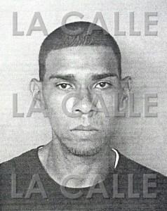 Foto de la ficha de Luis Carrera Quijano (Suministrada Policía).