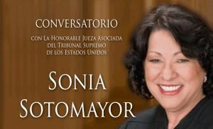 """Interrogantes con """"conversatorio"""" de la juez Sonia Sotomayor en el RUM"""
