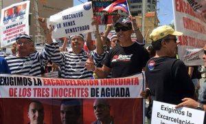 """Nuevo juicio para los """"Tres Inocentes"""" de Aguada"""