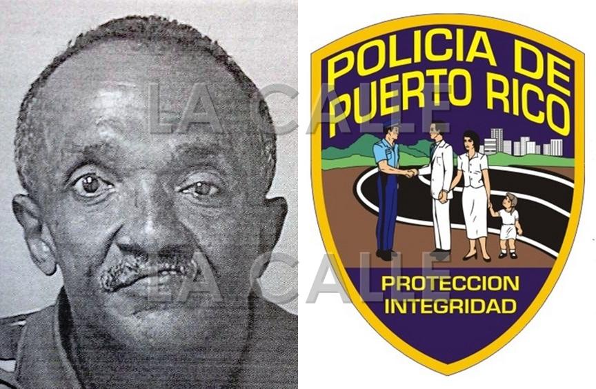 Foto de la ficha de David García Rodríguez (Suministrada Policía).