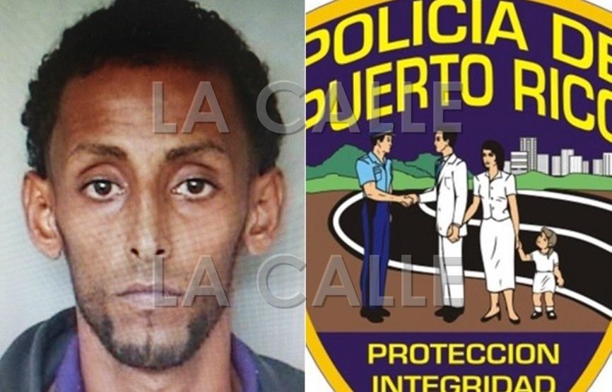 Foto de la ficha de Edwin Flores Matos (Suministrada Policía).