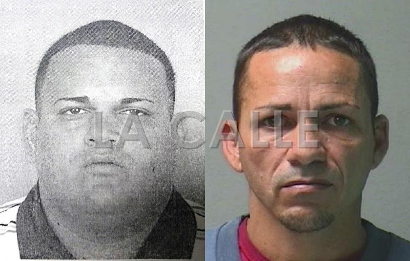 A Angel Rodríguez Velázquez (Izquierda) se le imputa haber participado en el asesinado de Edwin Deliz García (Suministradas Policía).