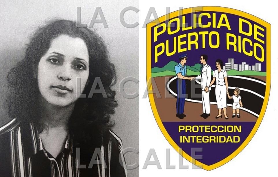 Foto de la ficha de Jennifer Font Villanueva (Suministrada Policía).