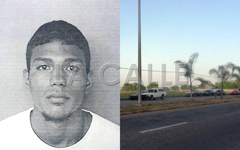 Foto de la ficha de José Amador Rodríguez Luciano (Suministrada Policía).