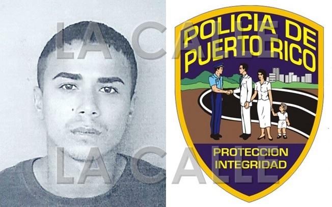 Foto de la ficha de Joshua Feliciano Olivo (Suministrada Policía).