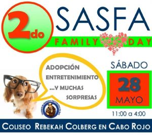 "Santuario de Animales San Francisco de Asís celebra su ""2do SASFA Family Day"""