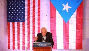 Bernie Sanders: La esperanza en contra de la Junta de Control Fiscal