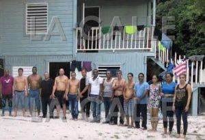 """Llegó otro grupo esta madrugada… Siguen los """"viajes semanales"""" de cubanos a la Mona"""