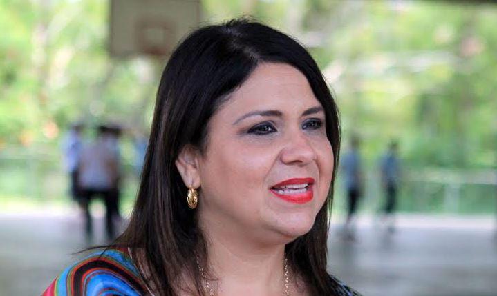 Senadora Mari Tere González (Archivo).