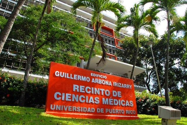 Sede del Recinto de Ciencias Médicas (Archivo).