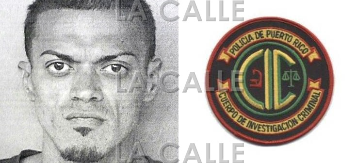 Foto de la ficha de Gerardo Rodríguez Ortiz (Suministrada Policía).