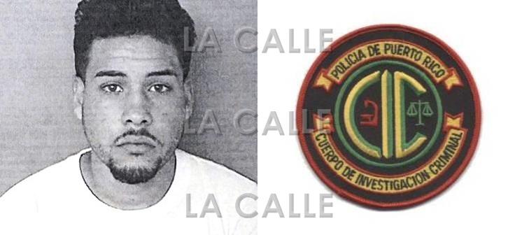 Foto de la ficha de Michael S. Méndez Martínez (Suministrada Policía).