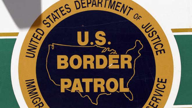Border Patrol emblema