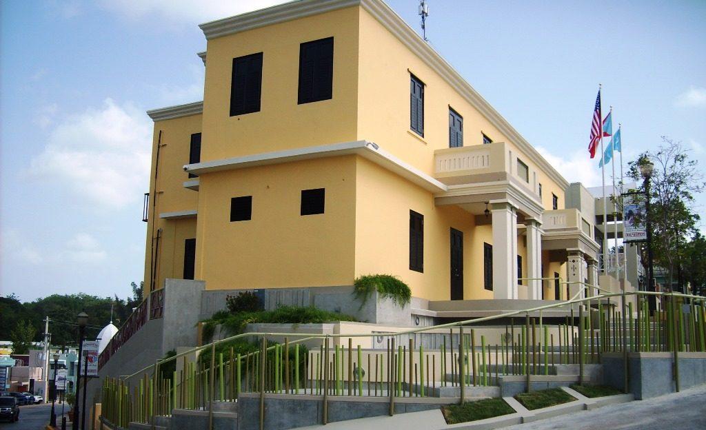 Casa Alcaldía de Hormigueros (Archivo LA CALLE Digital).