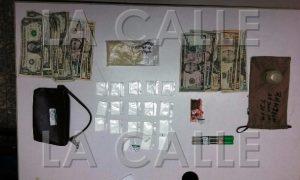 Ocupan drogas ayer durante allanamiento en Rincón