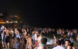 Ojo en las playas del Oeste… Activos 2,500 policías durante la Noche de San Juan