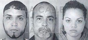 Arrestos en el barrio Río Hondo de Mayagüez