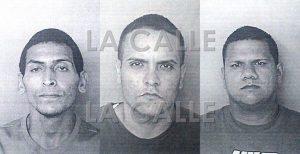 En la cárcel sujetos arrestados ayer en residenciales de Mayagüez