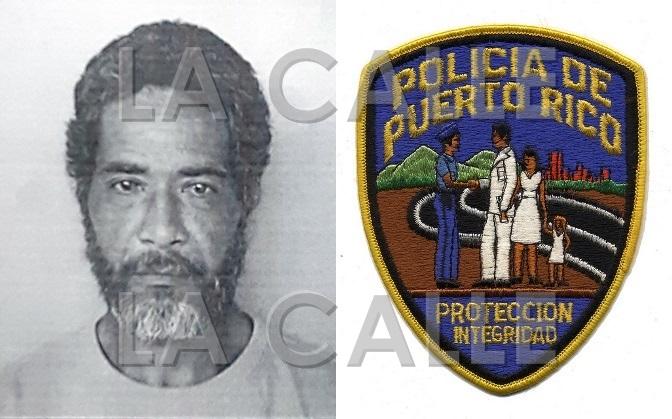 Foto de la ficha de Francisco Ruiz Laguer (Suministrada Policía).