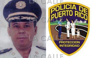 Fallece excomandante Ramón Ruperto de la Policía de Mayagüez