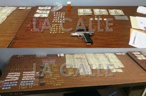 Arrestos por drogas en residencias Carmen y Roosevelt de Mayagüez