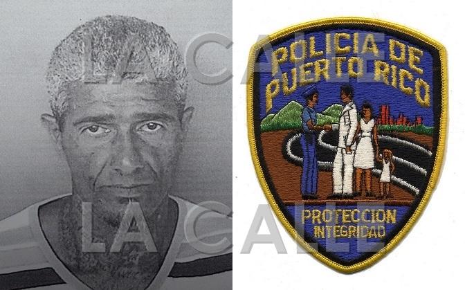 Foto de la ficha de Milton Rodríguez Bonilla (Suministrada Policía).