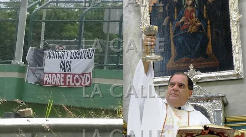 Feligreses católicos de Hormigueros aseguran creer en la inocencia del padre Floyd McCoy.