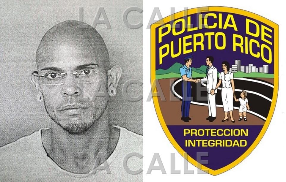 Foto de la ficha de Daniel Rodríguez Semidey (Suministrada Policía).