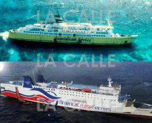 Los ferries entre Quisqueya y Puerto Rico… Recordando el A. Regina y un poco de historia