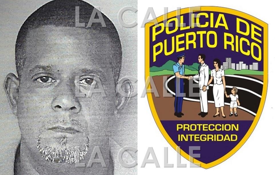 Foto de la ficha de Grimaldi Rodríguez Toro (Suministrada Policía).