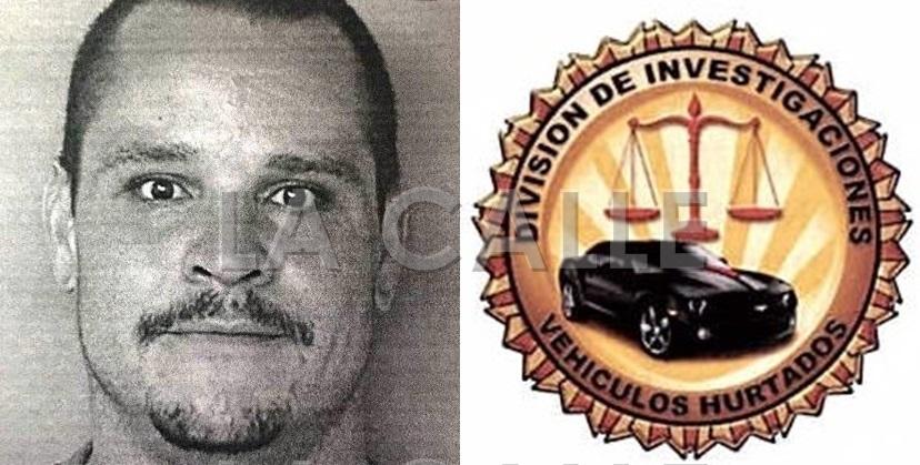 Foto de la ficha de Iván E. Pietri Padró (Suministrada Policía).