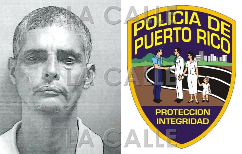 Foto de la ficha de José M. Sánchez Rivera (Suministrada Policía).