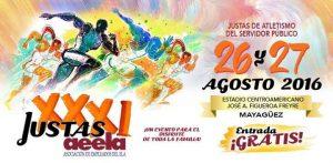 Justas de la AEELA hoy y mañana sábado en Mayagüez