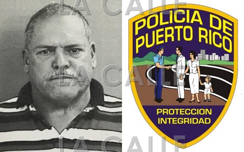 Foto de la ficha de Ramón Casablanca Negrón (Suministrada Policía).
